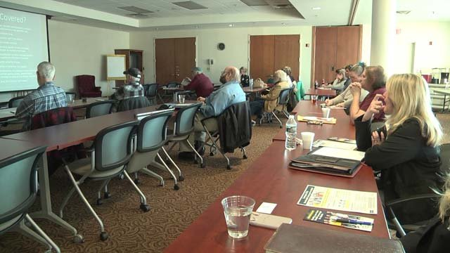 Augusta Health held an information session on the changes