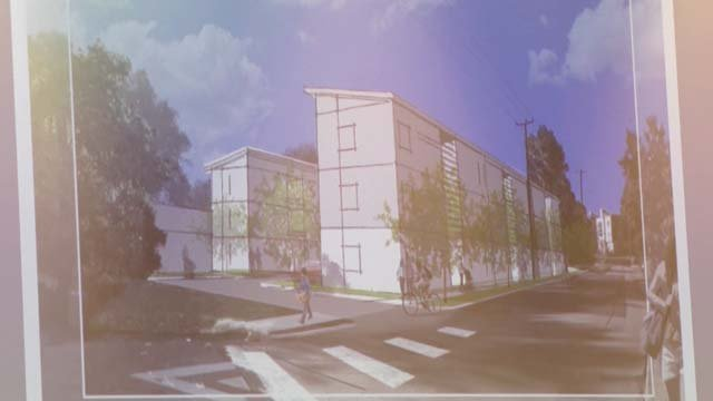 Plans for the proposed development