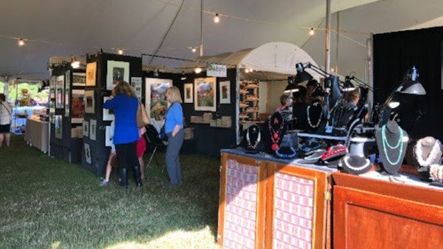 Arts and handcrafters are invited to apply to the 2019 Crozet Arts and Crafts Festival.