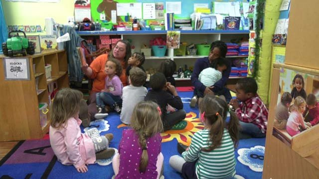 Preschool can offer kids an early way to learn important skills