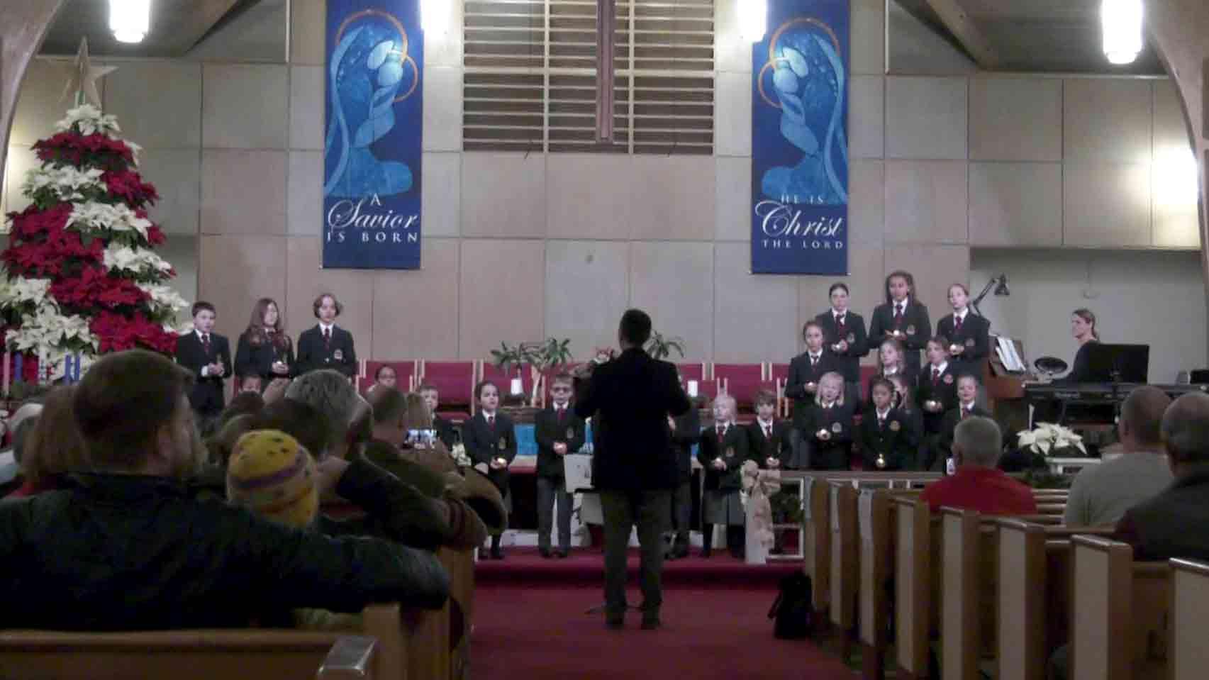 The Children's Choir of Central Virginia.