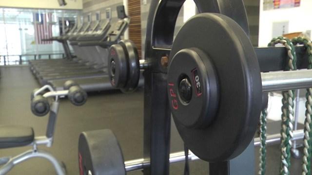 Equipment at Smith Aquatic & Fitness Center