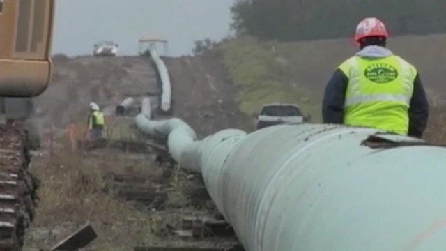 Westlake Legal Group 17986703_G Supreme Court to Weigh Fight Over Pipeline Across Appalachian Trail