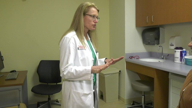 Dr. Susan Modesitt with the UVA Medical Center wants to prevent HPV.