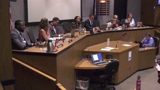 City councilors passed a motion to raise their salaries in December
