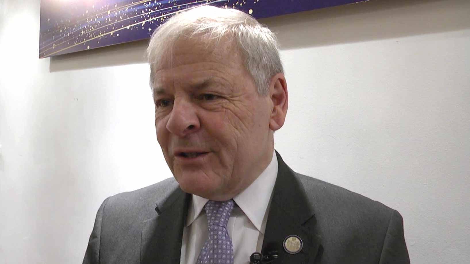 Virginia State Delegate David Toscano.