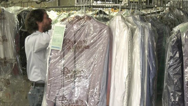 Brown's Cleaners are getting customers their items back after closing Dec. 24.