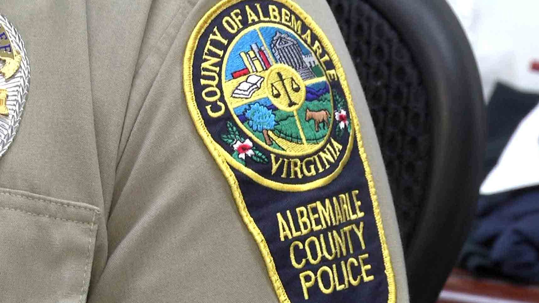 Albemarle County Police Department patch