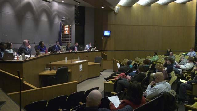 City Council meeting on January 7