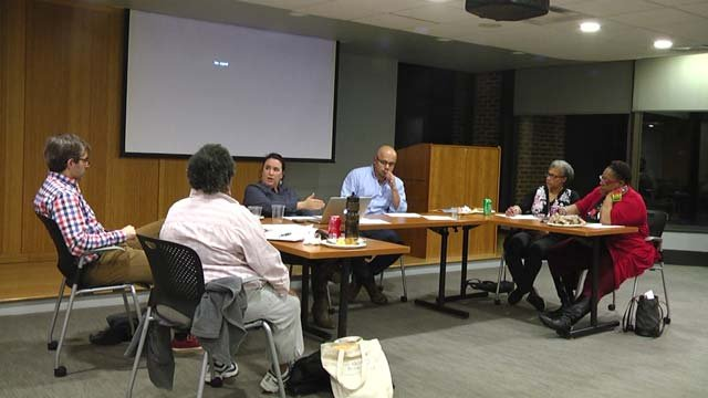 Civilian Review Board meeting on January 8
