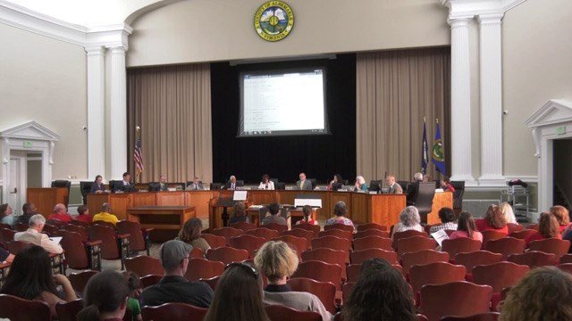 Albemarle County School Board (FILE IMAGE)