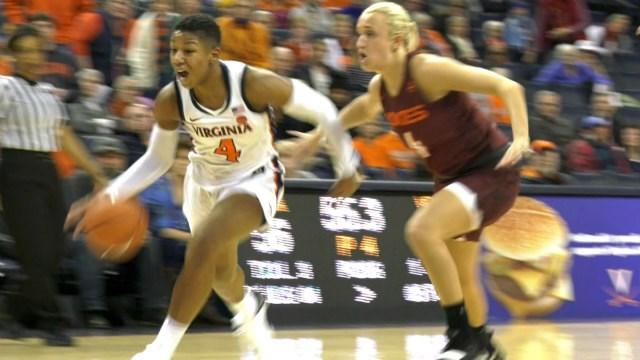 Dominique Toussaint scored a team-high 19 points