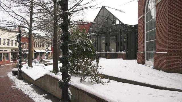 Demolition on Main Street Arena will begin Feb. 1.