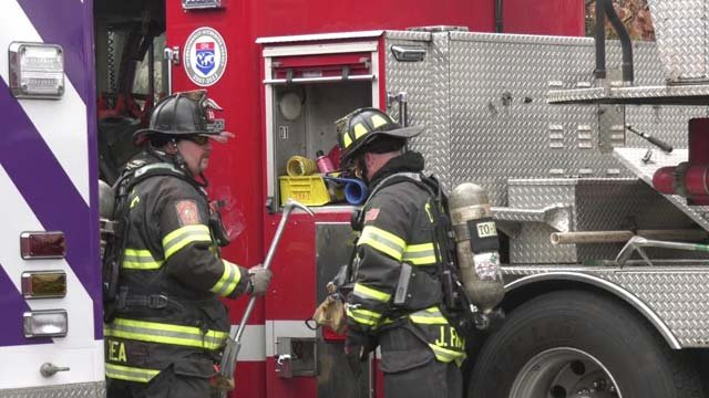 Firefighters will walk a mile and a half on Jan. 15