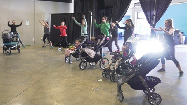 Baby Boot Camp Charlottesville