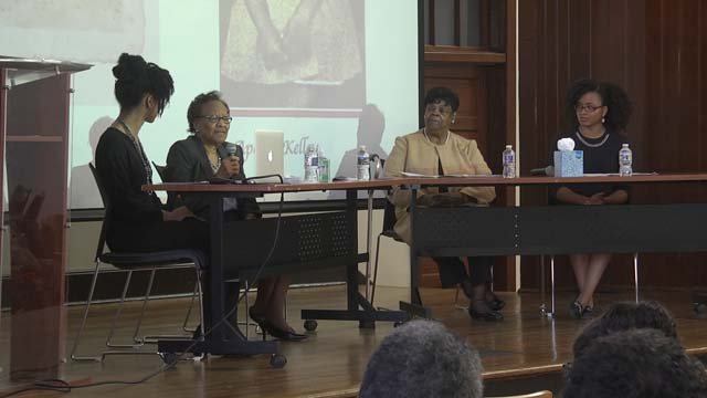 The event honored women of color who helped integrate UVA's nursing school