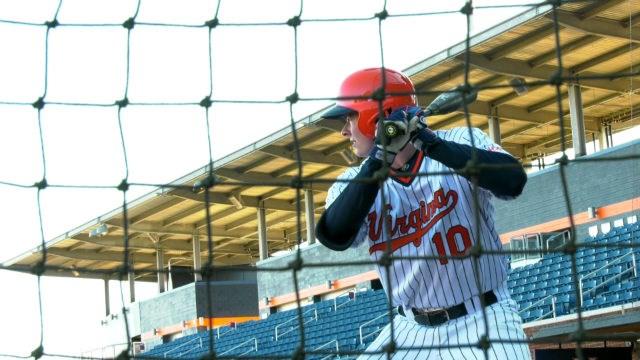 Sophomore shortstop Tanner Morris