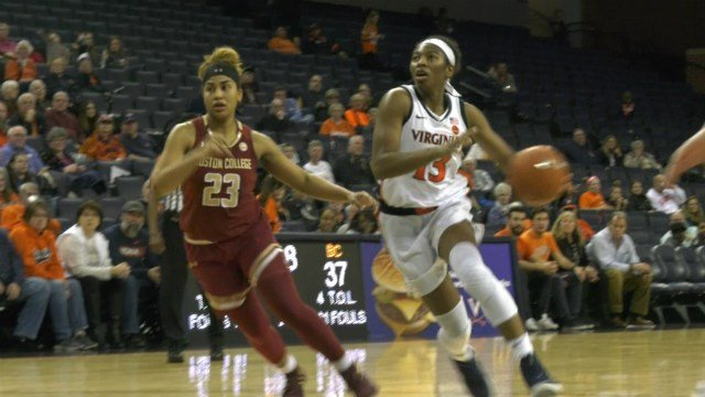 Jocelyn Willoughby scored a career-high 26 points