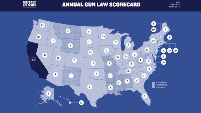 Image courtesy lawcenter.giffords.org/scorecard
