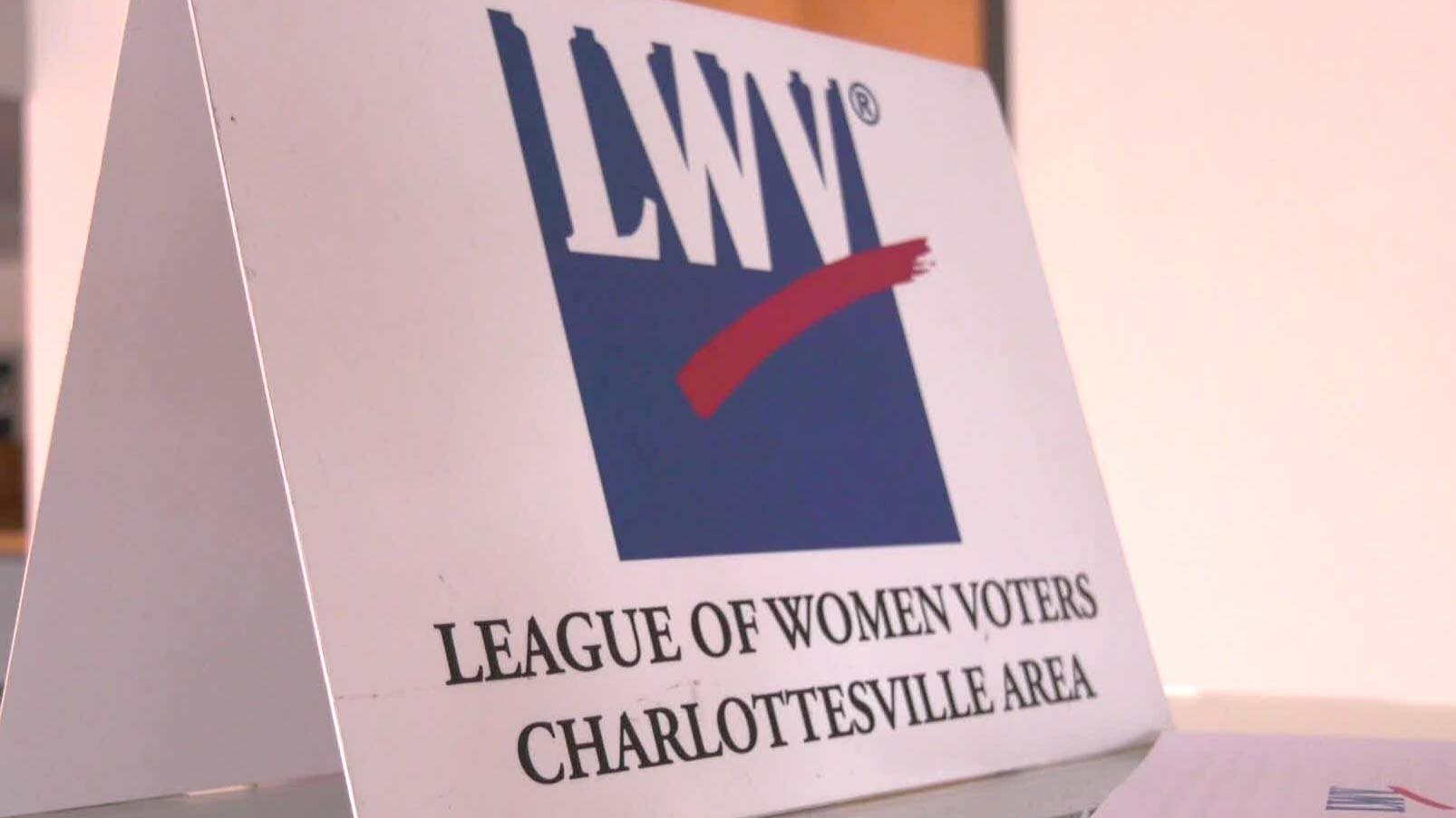 LWV discussed how Charlottesville and Albemarle can go green.