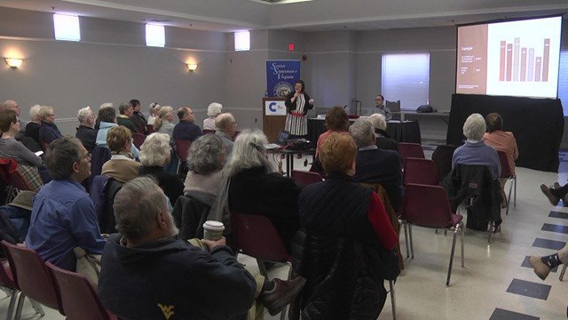 The Center Hosted a meeting on affordable housing on Wednesday.