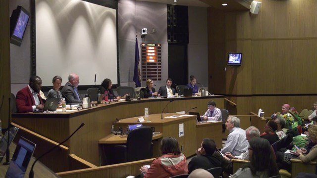 City Council meeting on Tuesday, February 19