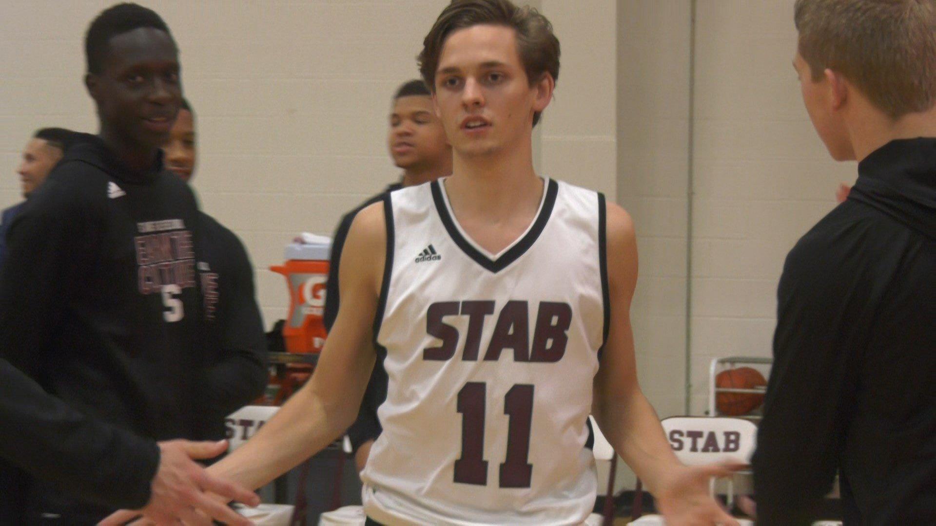 STAB's Dalton Taylor