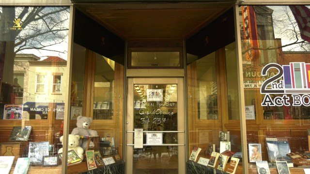Second Act Books will officially open on Feb. 23