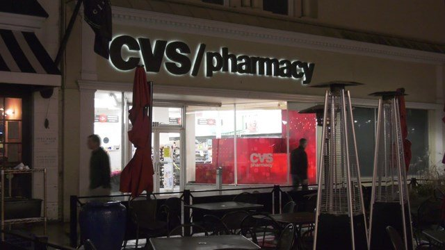 CVS on the Downtown Mall is closed indefinitely