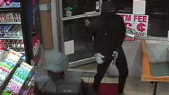Waynesboro police released surveillance photos of the suspects.