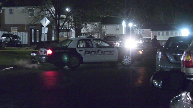 Police responded to calls of shots fired on Feb. 22