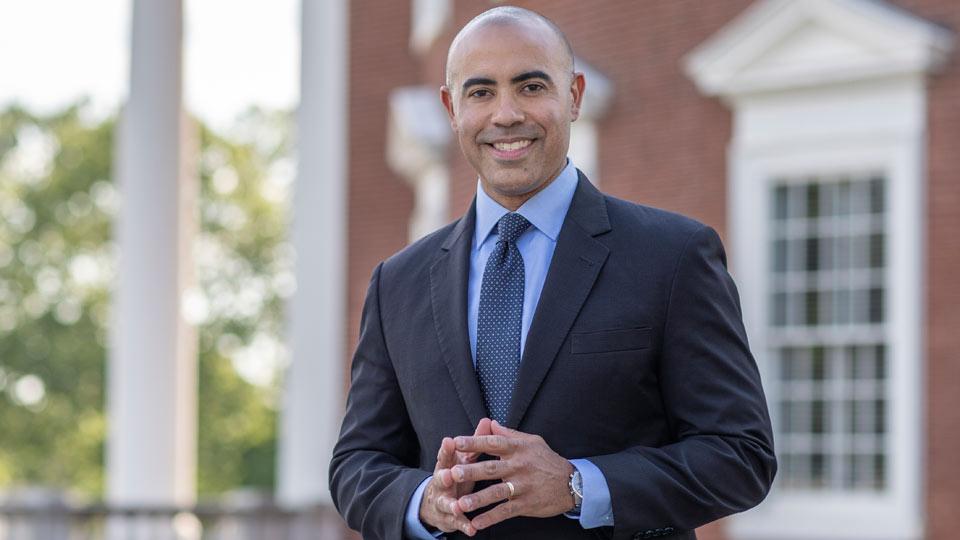 Ian Solomon Named Dean of Frank Batten School of Leadership and Public Policy