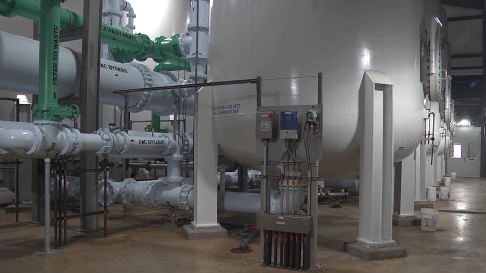 RWSA Celebrates 1 Year of Enhanced Drinking Water Treatment