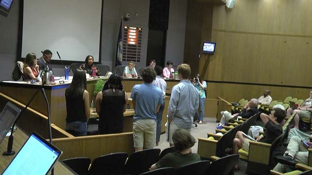 Charlottesville Youth Council Proposes School Improvements to City Council