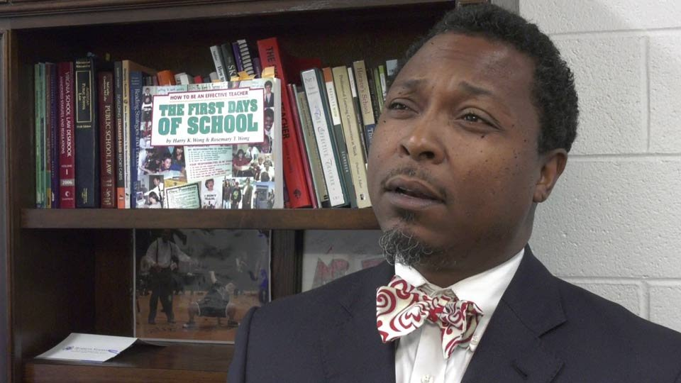 AHS Principal Leaving to Helm Buford Middle School