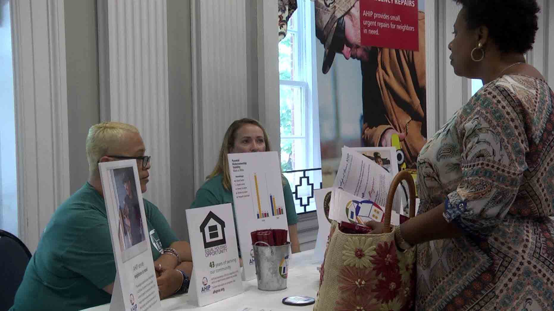Jefferson-Madison Regional Library Hosts Affordable Housing Fair