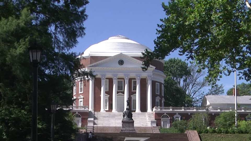Former Student Files Federal Lawsuit Against UVA