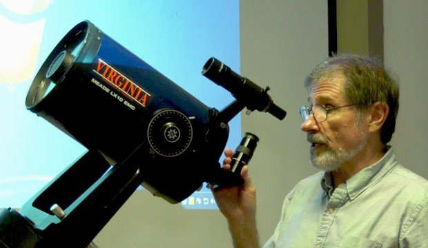 Telescopes for Schools Scouts Bring Astronomy to Life for Area Children