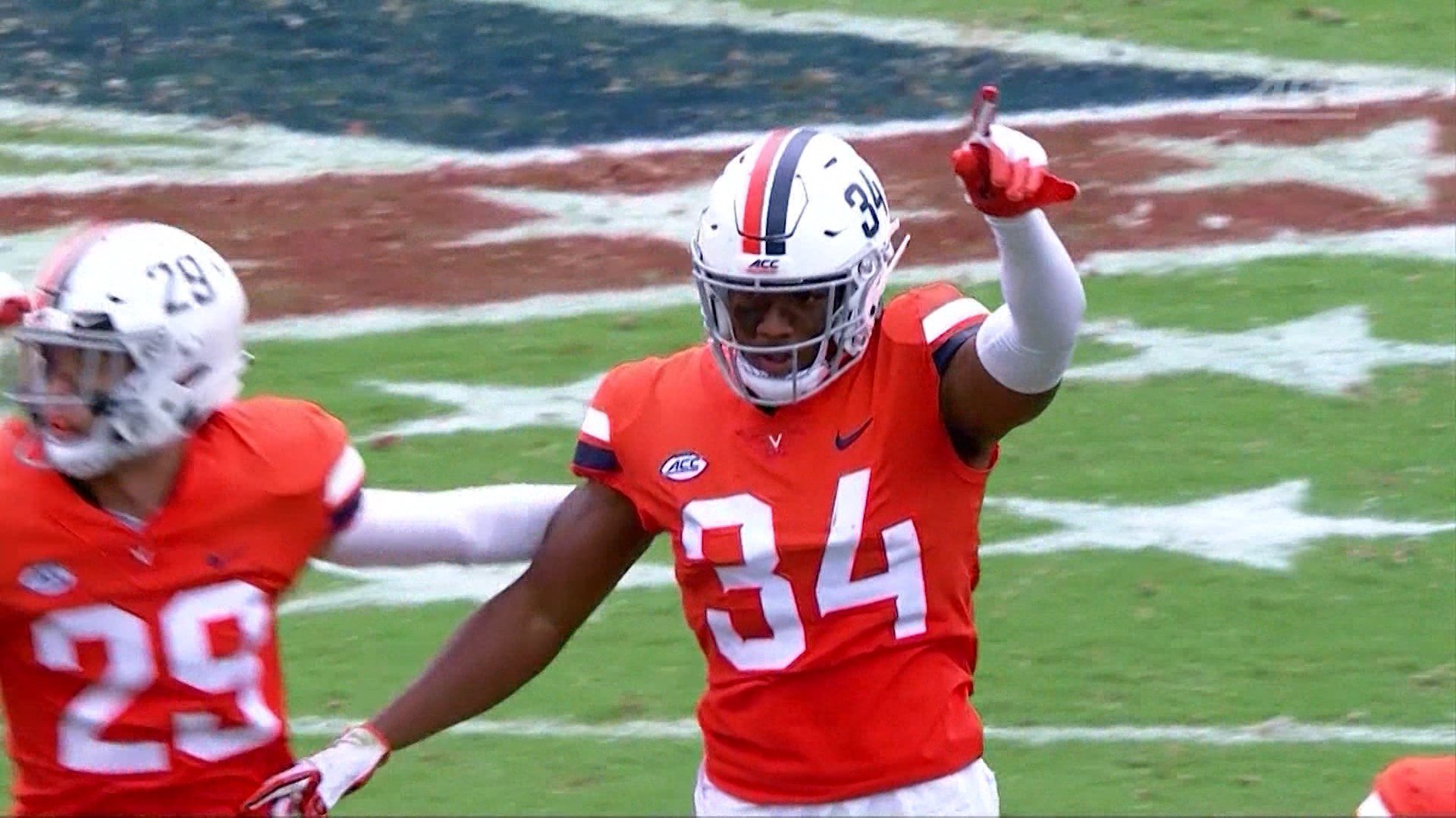 UVa's Bryce Hall Hall Named to Walter Camp Player of the Year Award Preseason Watch List