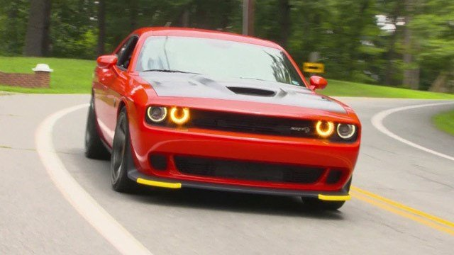 Dodge Challenger, Charger Top List of Most Stolen Vehicles According to HLDI
