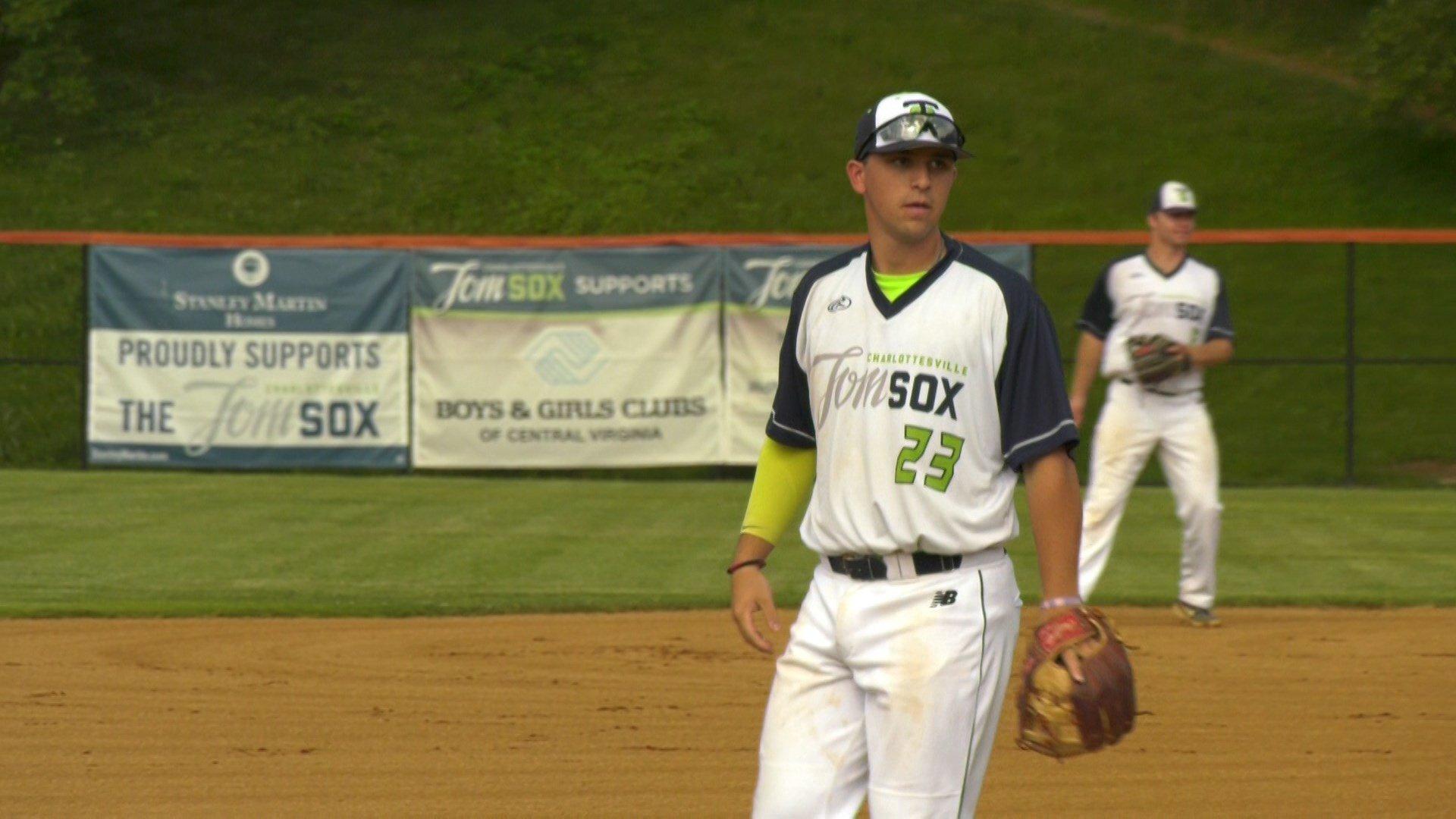 Tom Sox Win Playoff Series, Beat Covington 10-5
