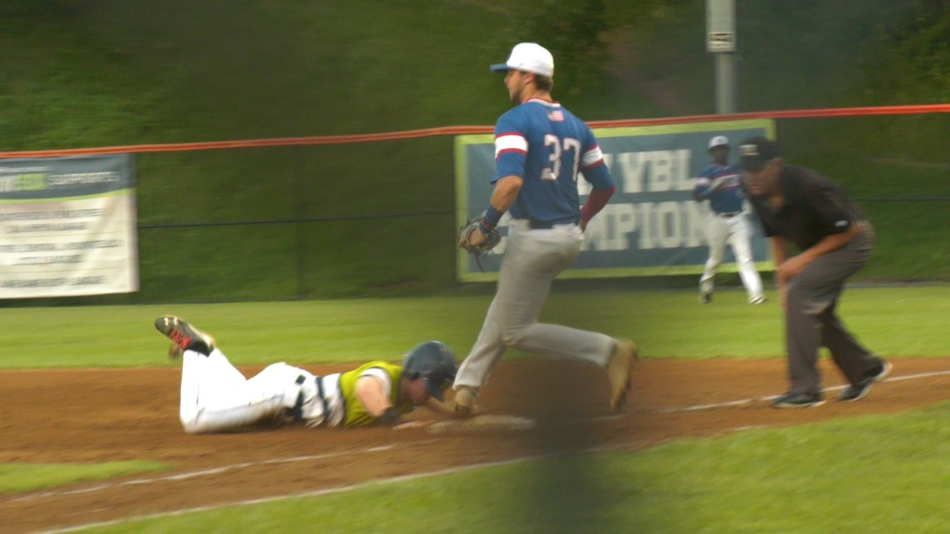 Tom Sox Fall to Staunton 3-1 in First Game of South Division Championship Series