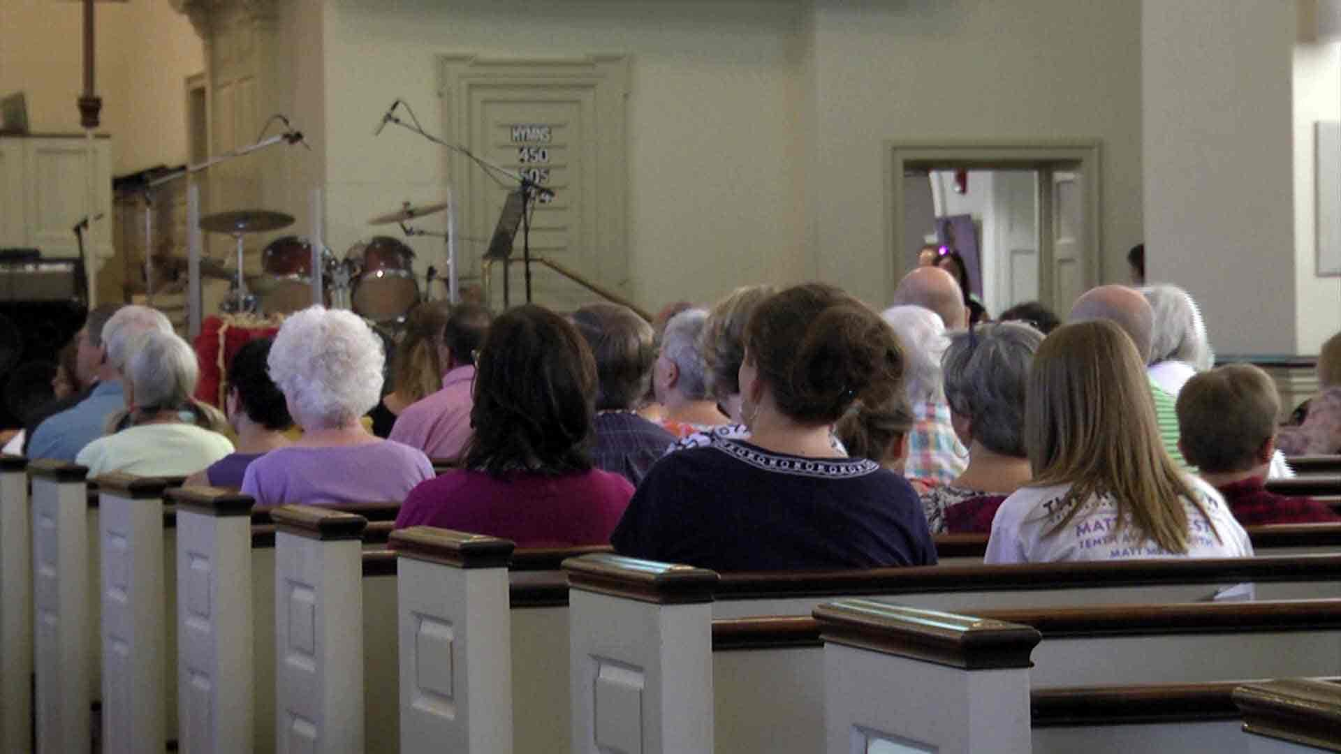 First United Methodist Church in Charlottesville Hosts Special Worship