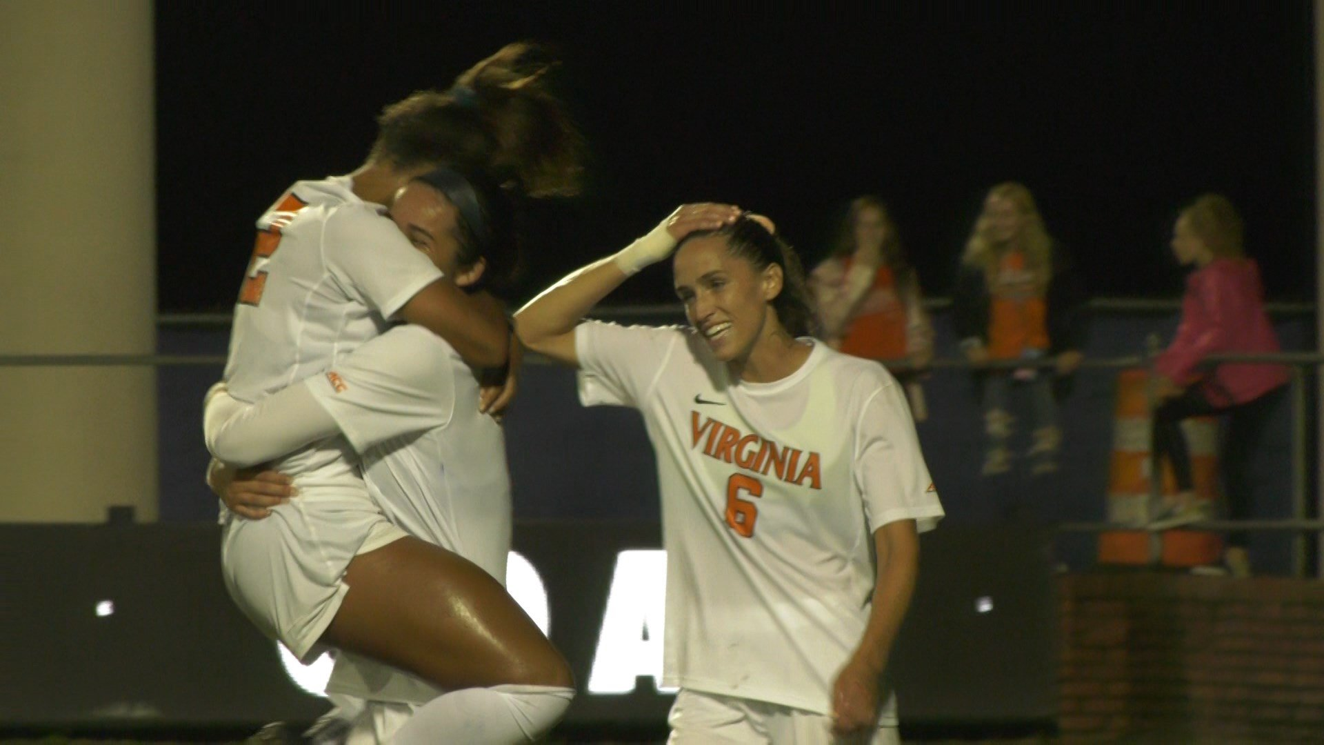No. 9 Virginia Women's Soccer Takes 7-0 Victory Over UC Irvine In Season Opener