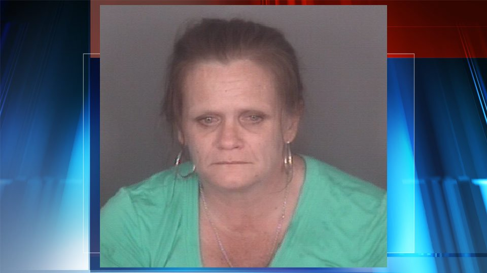 Augusta Co. Woman Charged with Possessing Methamphetamine