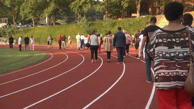 New CHS Track Facility Dedicated to Legendary Coach Curtis Elder