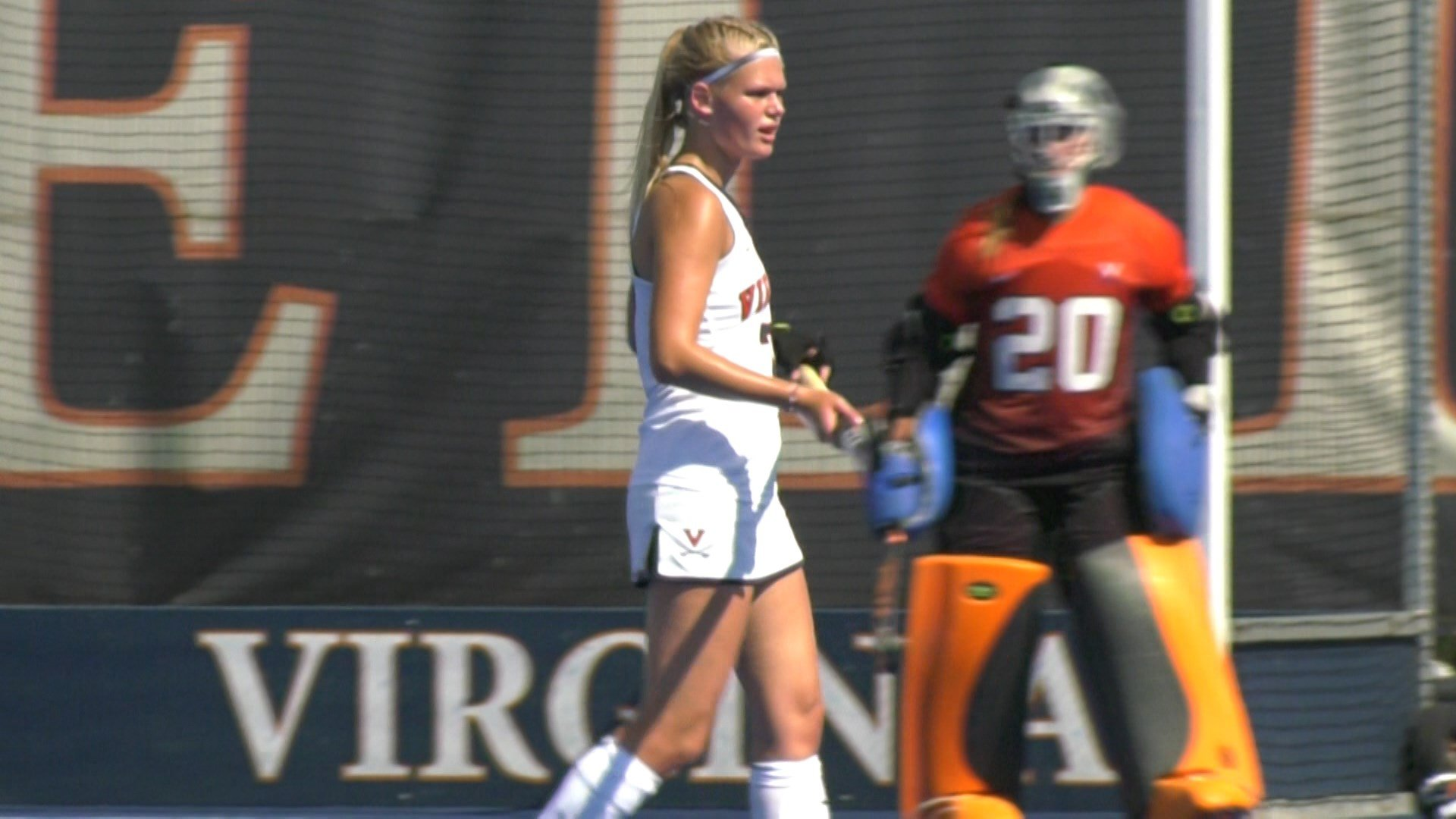 No. 6 UVa Field Hockey Tops Yale 3-0