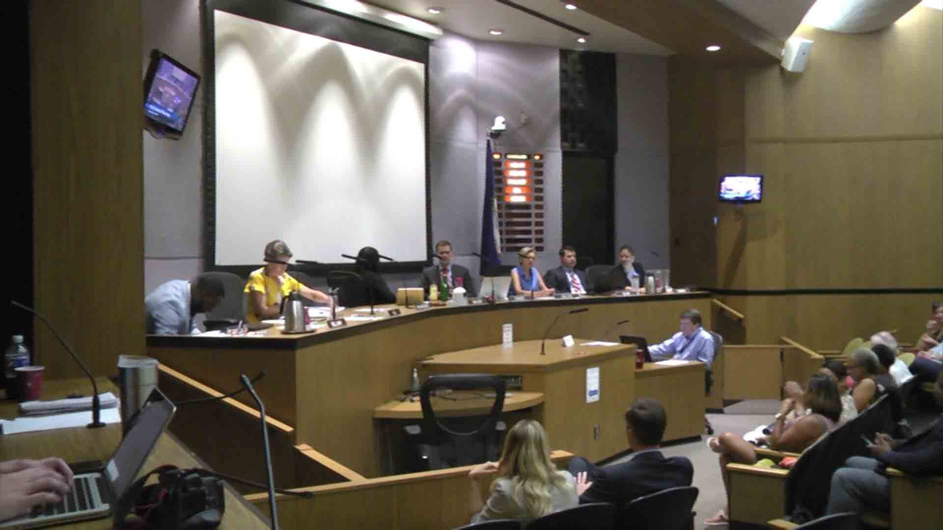 C'Ville City Council Discusses Change in Relief Programs for the Elderly Disabled