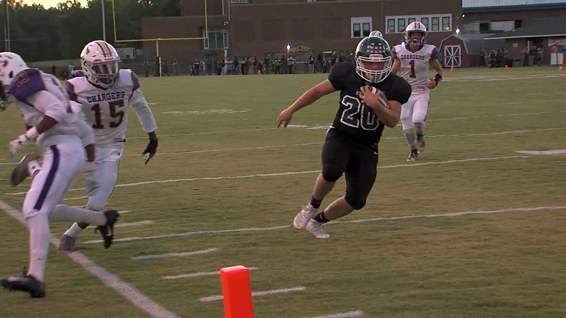 Friday Night Fury High School Football Scores Highlights