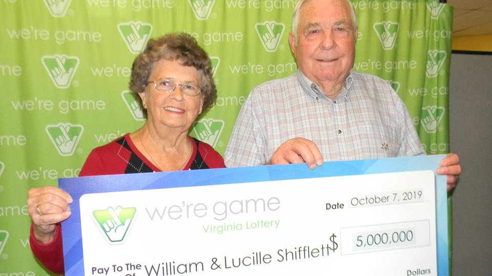 Westlake Legal Group 18858874_G Greene Co. Couple wins $5M Prize in Virginia Lottery Scratcher Game
